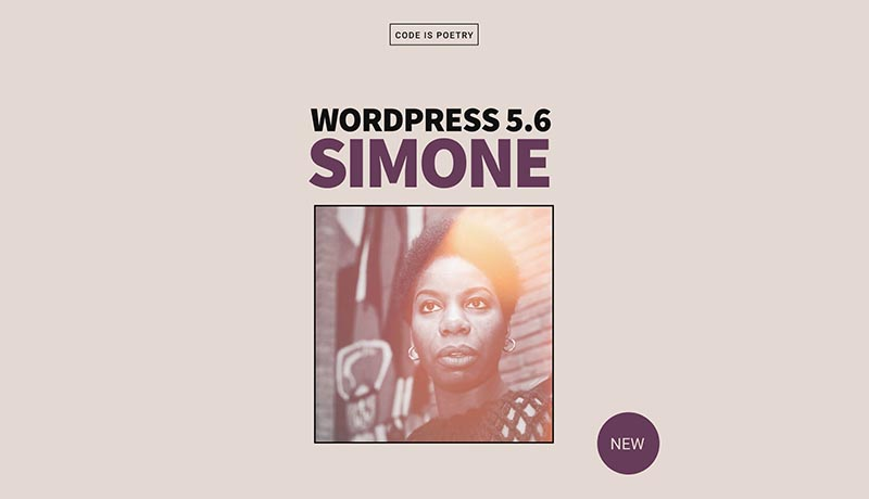WordPress 5.6 «Simone»